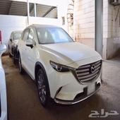 مازدا CX9 2020 الدفعه الثانيه سعودي جديد