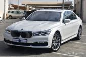 BMW 730LI موديل 2019 لكجري  فل ب 244000 درهم