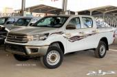 تويوتا هايلوكس 2020 ديزل دبل GL2 (سعودي) ...