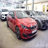 بيجو GTI Sport 2016 one 308