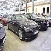 BMW 730 Li 2018