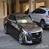 Cadillac CTS V4 2014