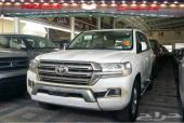 تويوتا لاندكروزر GXR2 2018 بنزين6 سلندر سعودي