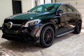 Mercedes GLE 63S - مرسيدس جي ال اي 63