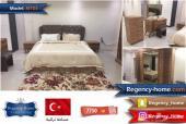 غرف نوم تركية بتصاميم جذابة و مميزة