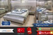 غرف نوم بتصاميم راقية صناعة تركية