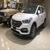 هونداي سنتافيه 2018 بسعر88500 فل كامل 6 سلندر
