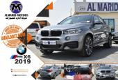 BMW اكس6 اكس درايف3.5i موديل 2019 0كم