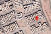 ارض سكنية للبيع مساحه 352 م مبنى 3 جدران
