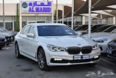 عرض جديد BMW 730LI موديل2018 ب225000