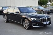 BMW  730Li لكجري موديل 2020 كاملة المواصفات