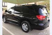 Toyota Sequoia 2013 Black Color