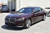 لون مميز على BMW 730Li لكجري موديل 2020