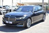 عرض جديد BMW 730Li لكجري موديل 2020 خليجي