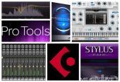 برامج هندسة صوتيه وتوزيع موسيقي