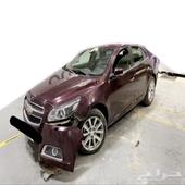 FOR SALE ماليبو 2013 V6 فل كامل ( مصدوم )