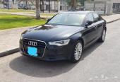 Audi A6 Quattro 2014 Full Option