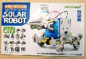 لعبة بناء الروبوت - تعليمية هندسية