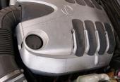غطاء مكينة وغطاء رديتر V8 موديلات 2000-2004