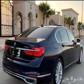 BMW 730 سعودي كحلي ممشى 41 ألف فقط