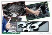مركز صيانة لمكانيكا وسمكرة جميع انواع السيارات