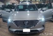 للبيع سياره مازدا سي اكسCX9 سعودي فضي 2018