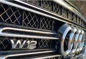 أودي A8L 2012 W12