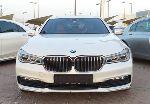 BMW 730 Li 2017 خليجي - تم البيع -