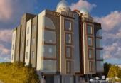 للبيع آخر شقة 6 غرف بحي الواحة مساحة 195م