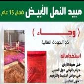 مبيد النمل الأبيض من شركة وجاء الموقع أبو عريش