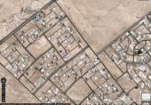 ارض سكنيه للبيع بحي الدانه 3