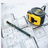 مكتب هندسي معتمد (رخص بناء-تصاميم هندسية)