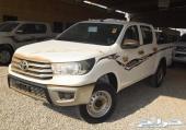 تويوتا هايلوكس دبل ديزل 2020 GL2 سعودي 107000