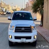 تويوتا سيكويا 2013 سعودي قمة فالنظافة