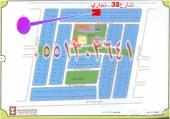 للبيع ارض في مخطط نزهة ابحرشارع تجاري