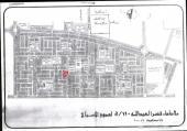 الأسياح أرض سكنية 400 م2 بمخطط قصر العبدالله
