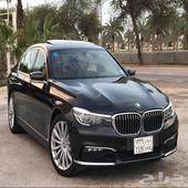 BMW 730Li 2017