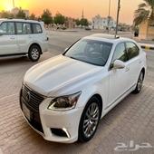 لكزس LS460 لارج سعودي