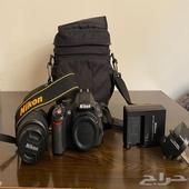 كاميرا نيكون Nikon Camera D3100