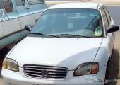للبيع سيارة سوزوزكي 2001