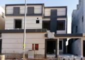 فيلا درج داخلي وشقتين 285المعالي شرق الرياض