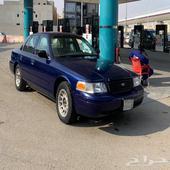 فورد كراون فكتوريا 99 أزرق نظيف للبيع
