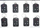 ريموتات سيارات GMC جديدة لم تستخدم