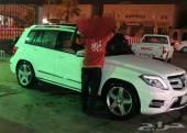 مرسيدس GLK 350 AMG جفالي موديل2014