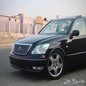 لكزس 430 سعودي 2005 فل الترا