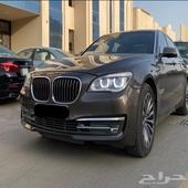 للبيع BMW 2015 730 فل ممشى قليل
