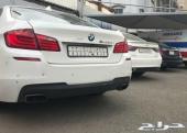 BMW M550ix 2011
