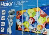 شاشة هاير  smart TV haier جديد 48 بوصة