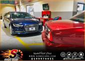 صيانة سيارات اودي - مركز عربة السمو