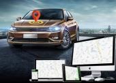 عرض جديد أجهزة تتبع المركبات والسيارات